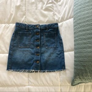 Urban Outfitters BDG Jean skirt size XS.
